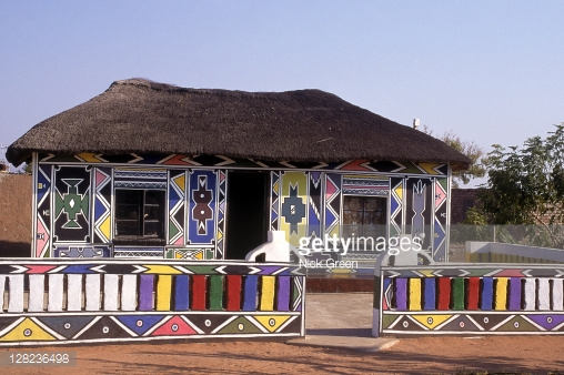 Local Buildings Of South Africans