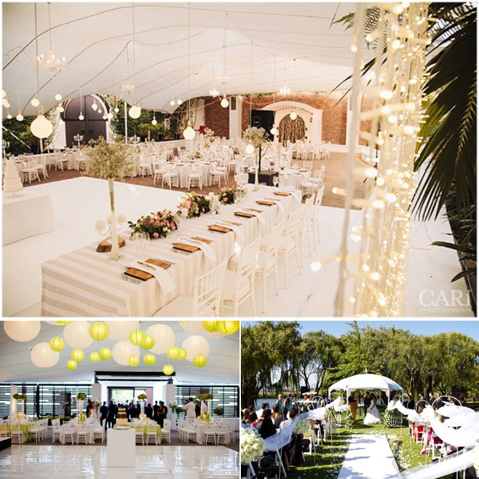 Best Wedding Venues In Cape Towns Winelands
