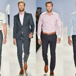 well dressed male models