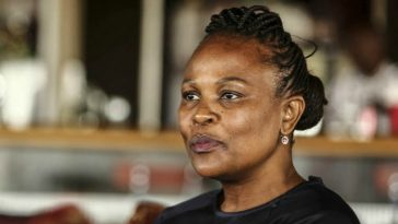Our Public Protector Is A Gupta Buddy Who Loves Books