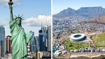 cape town and new yoke ground-breaking partnership agreement