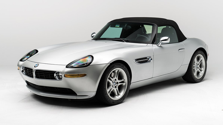 Check Out Steve Jobs S Captivating Bmw Z8 Which Is Presently On Sale Photos How South Africa